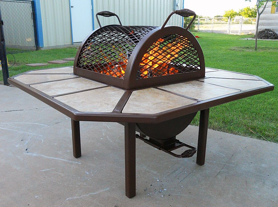 Outdoor Fireplace Welding Project : Welding projects cool stuff