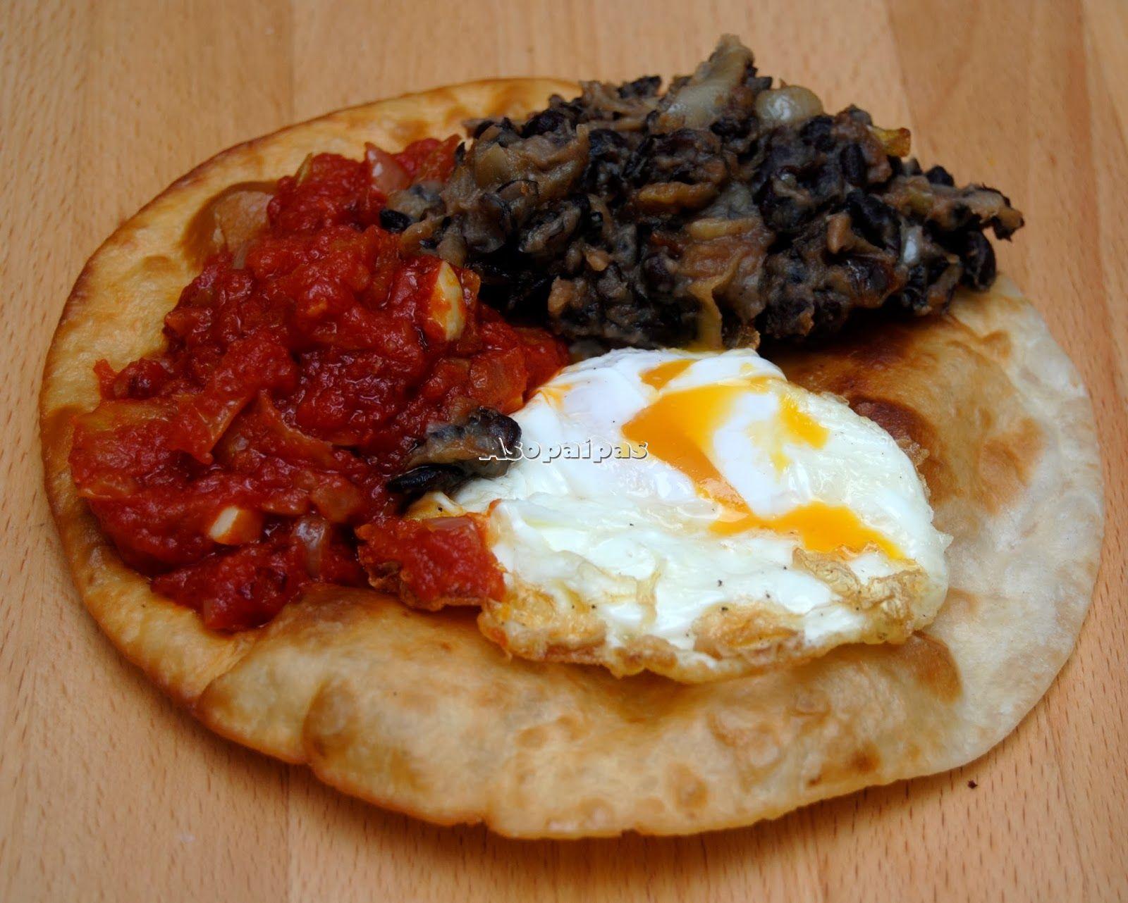 Huevos Rancheros. Un plato delicioso y completo