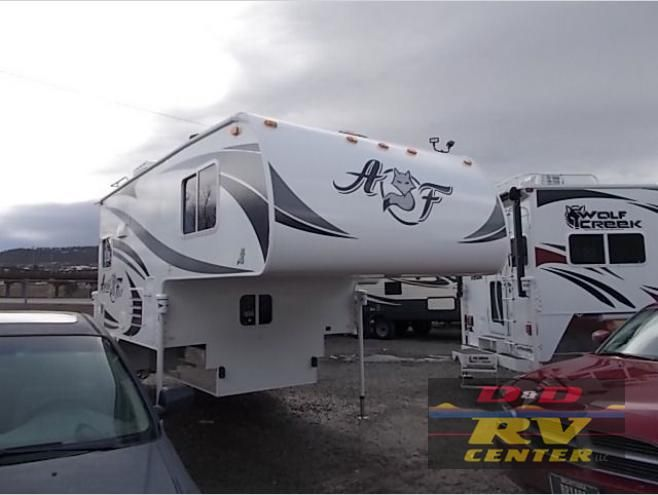 New 2017 Northwood Arctic Fox Camper 865 Wet Bath Truck Camper At