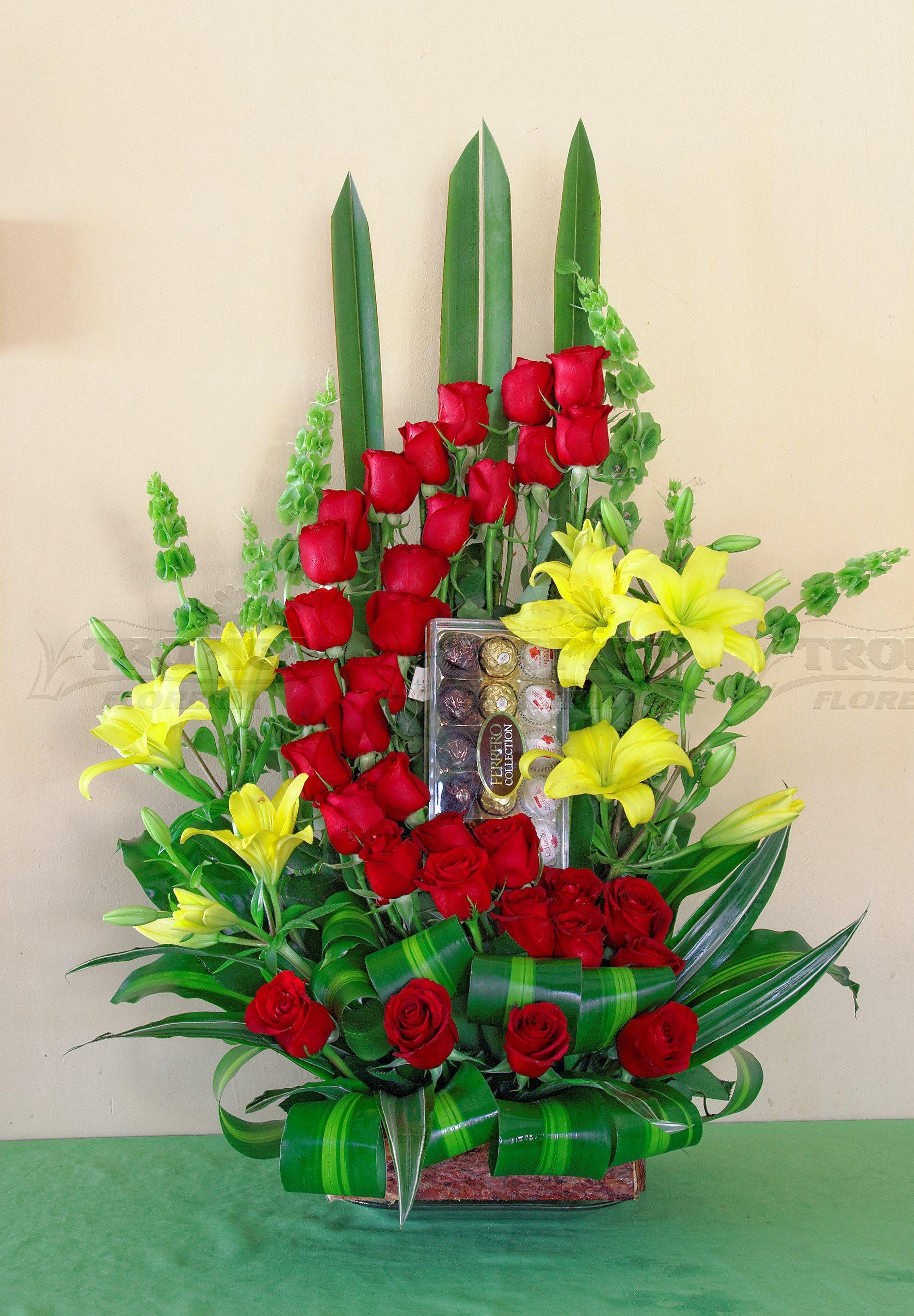 Pin de IRMA YOLANDA en flores para el santisimo | Pinterest ...