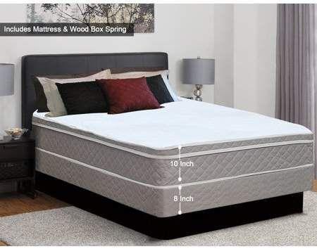 Home Mattress Sets Mattress Pillow Top Mattress