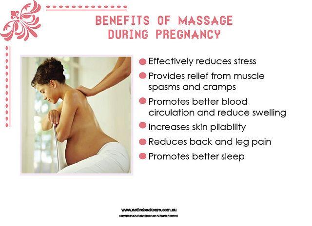 Benefits of Massage during Pregnancy #health #wellness