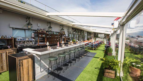 On The Roof With Q At Selfridges London Selfridges London