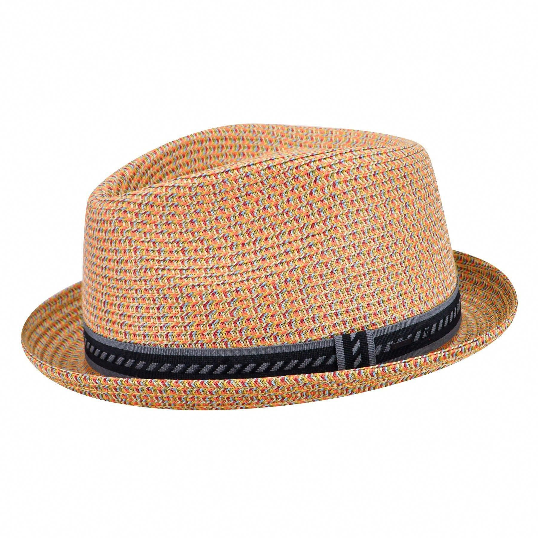 The Bailey Mannes has 2 inch brim with a distinct summer look. The unique  coloring and patterns gives this hat the ability to stand out from the rest  of ... 149611f0893
