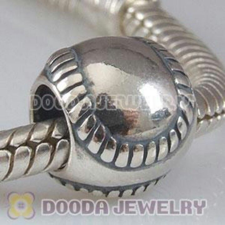 Cute Baseball Pandora Charm Have A Feeling I Will This One For Joshua Jewelry Pinterest Bling Bracelets And Bracelet Charms