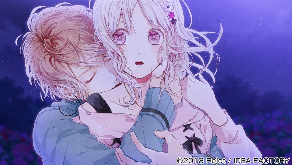 Yui Komori / Shu Sakamaki【Diabolik Lovers Haunted Dark