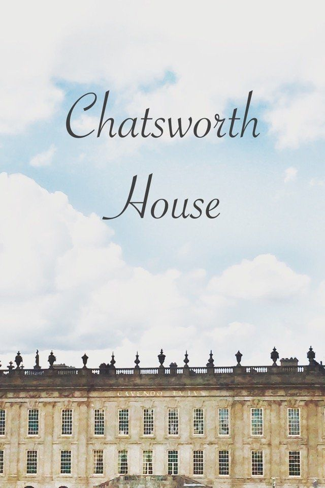 Chatsworth House Private Area: Are You Following Me On Steller Yet?