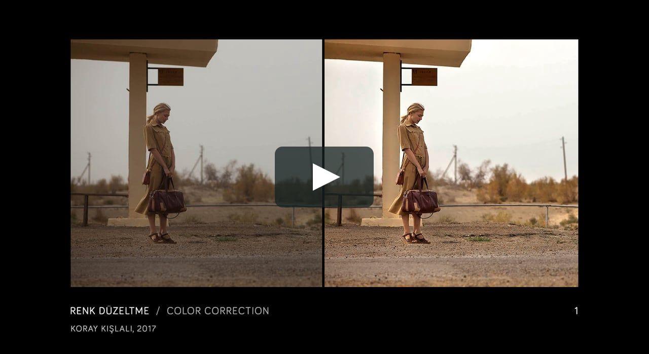 """Fotoğraf Rötuş & Renk Düzeltme / Retouch & Color Correction Adobe Photoshop® programı ile rötuş ve renk düzeltme işlemi. - http://koraykislali.com/  Görsel: """"Wyssozki - Danke für mein Leben"""" adlı filmden bir karedir. Müzik: """"Garden Walk"""", Jingle Punks. Koray Kışlalı, 2017.  (Fotoğraf renk düzeltme, renk düzeltme, renk düzeltmesi, fotoğraf rötuş, fotoğraf renk düzeltmesi, fotoğraf renk rötuş, fotoğraf renk, color correction, renk düzenleme, fotoğraf renk rötuşu, fotoğraf rötuşu.)"""