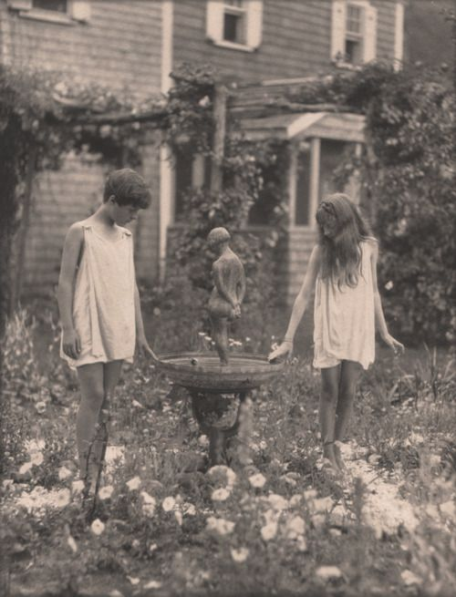 Madeleine and Camille L'Engle, Truro, Massachusetts c.1924