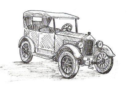 How To Draw A Car Drawing Tutorial Art Drawings Drawings Art