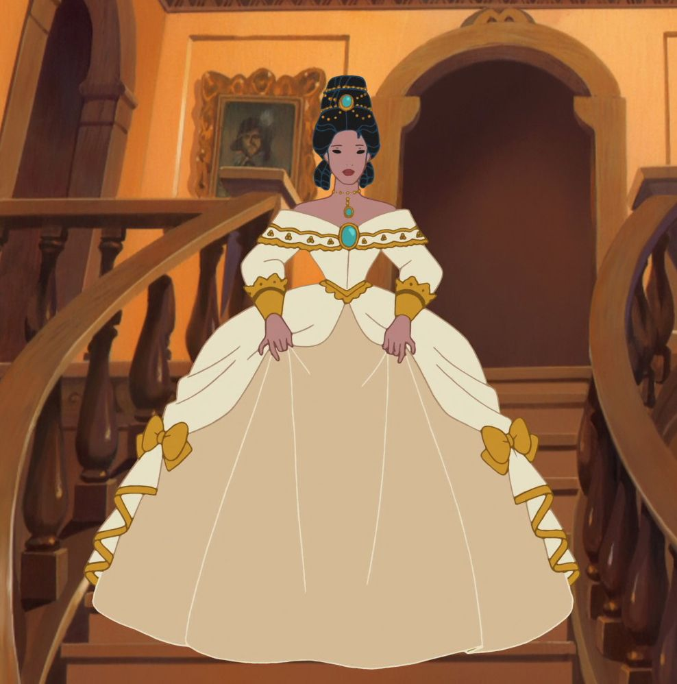 pocahontas 2 ball gown | Disney Princess POTM Outfits Countdown ...