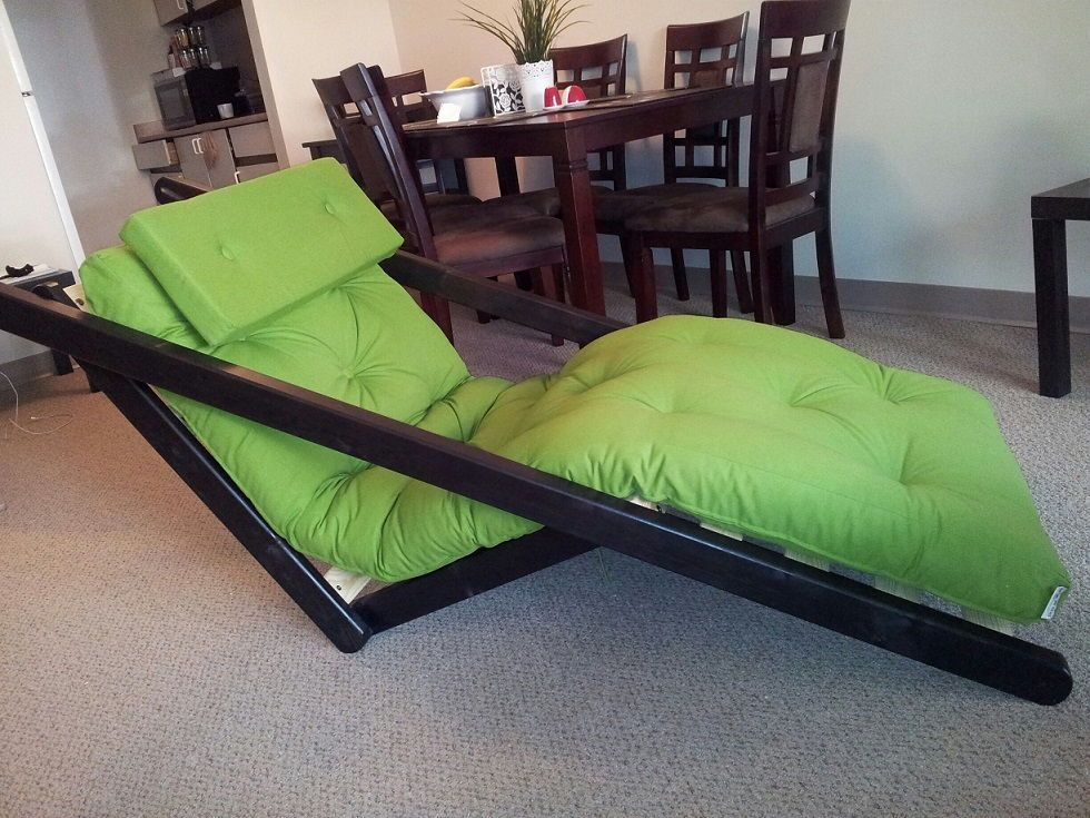 there are futons and then there is the figo futon chaise lounge with wenge frame which is probably one of the most  fortable futons in this galaxy  figo futon chaise lounge with wenge frame   unfinished man   for      rh   pinterest