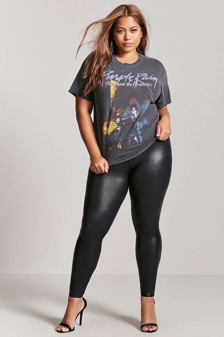 70a8eeaf Product Name:Plus Size Prince Purple Rain Tee,  Category:plus_size-best-sellers, Price:22.9