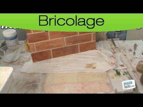 Comment faire un enduit brique ? Intérieurdecoration Pinterest