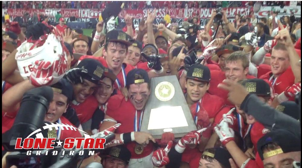 Katy Ties For Most State Titles Texas high school
