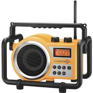 SANGEAN LB-100 WORKSITE AM/FM UTILITY RADIO by Sangean. $104.74. PROFESSIONAL AM/FM DIGITAL RADIO; RAIN DUST & SHOCK RESISTANT; PLL TUNER; LARGE BACKLIT LCD DISPLAY; 5 AM/5 FM STATION PRESETS; FLEXIBLE ANTENNA; HIGH POWERED SPEAKER; 5 WATER RESISTANT