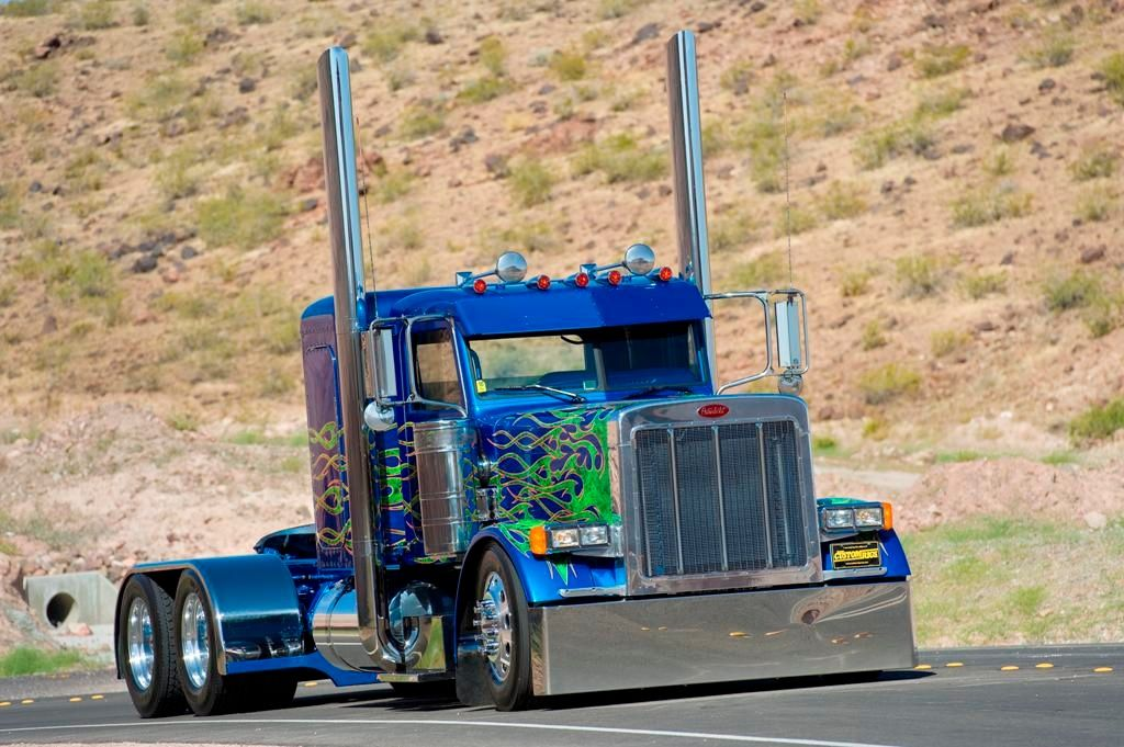 5150 big trucks peterbilt custom peterbilt