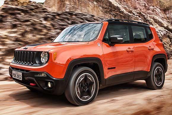Ficha Tecnica Completa Do Jeep Renegade Trailhawk 2 0 Turbo Diesel