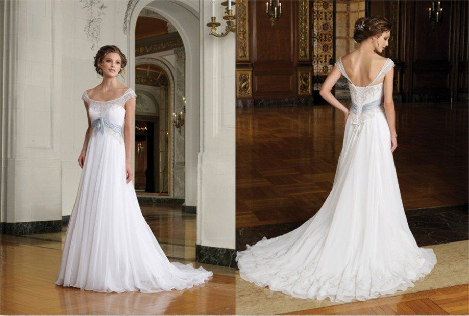 Backless Wedding Dresses Vera