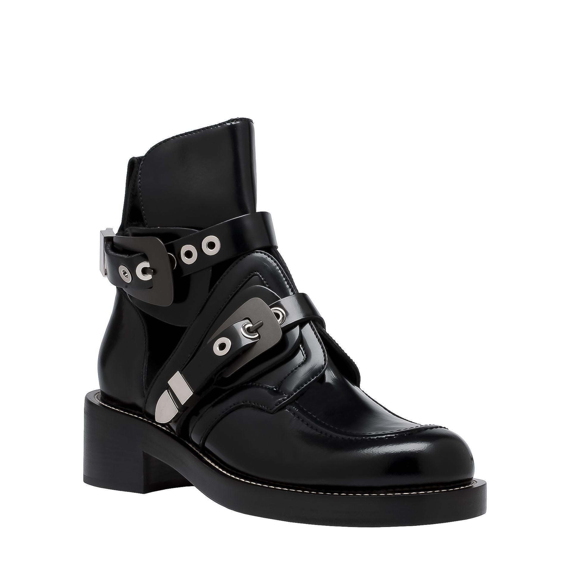 Balenciaga Ceinture Ankle Boots Balenciaga - Ankle Boots Men - Shoes  Balenciaga