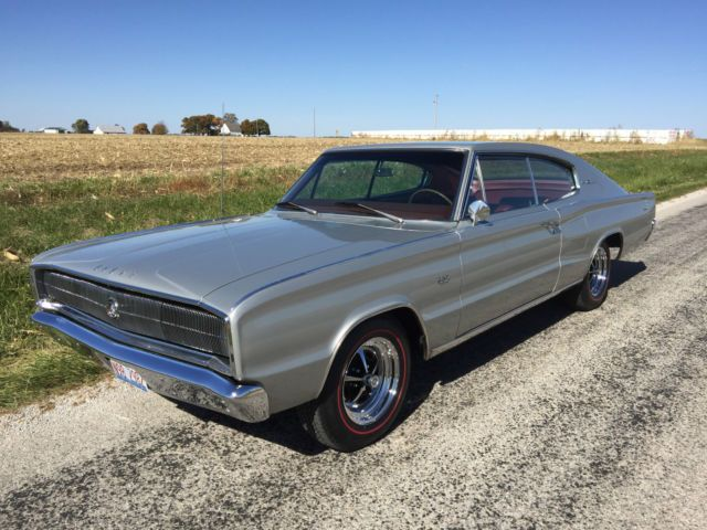 1966 Dodge Charger Base Hardtop 2 Door 7 0l Dodge Charger Best