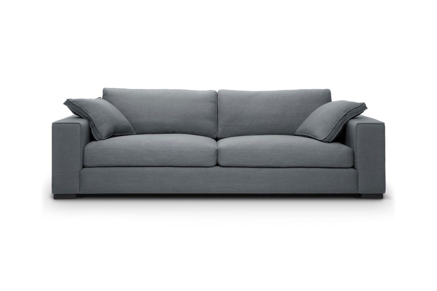 10 Easy Pieces First Sofas Under 3 000 Gray Sofa Sofa Comfortable Sofa