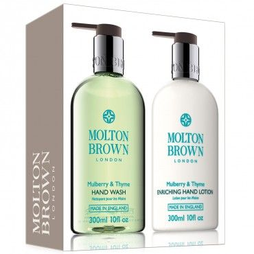Mulberry & Thyme Hand Duo MOLTON BROWN