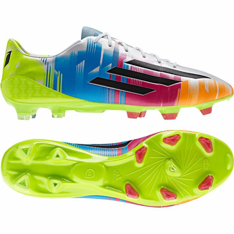 more photos 83cbd 023aa ADIDAS MESSI F50 ADIZERO TRX FG SAMBA PACK FIRM GROUND SOCCER SHOES. My  absolute favorite messi cleats!