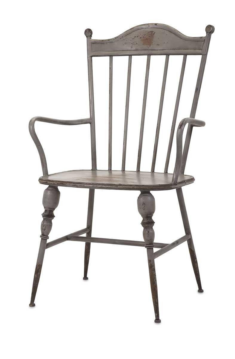 Imax Chatham Metal Arm Chair Metal Farmhouse Chairs Metal Dining Chairs Metal Armchair
