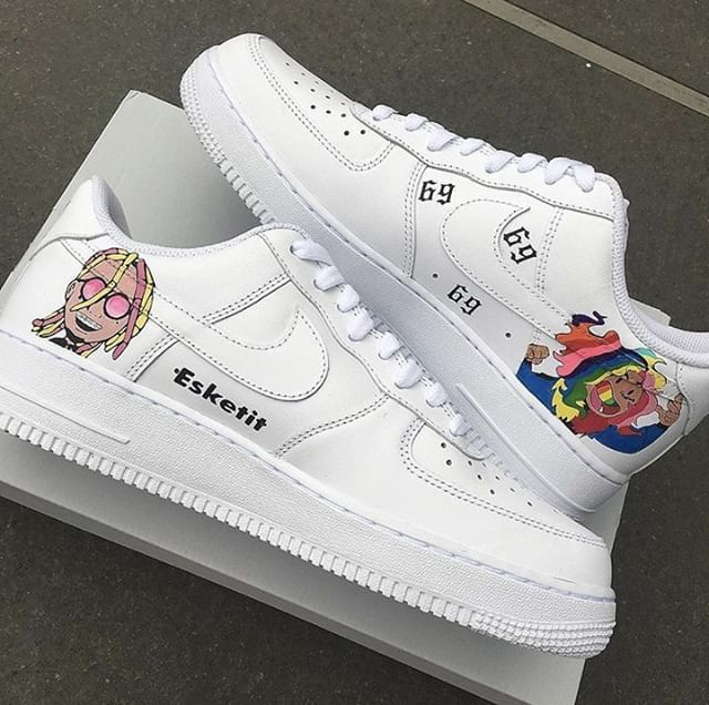 Custom Nike Air Force 1 Comment if you would cop or drop ...