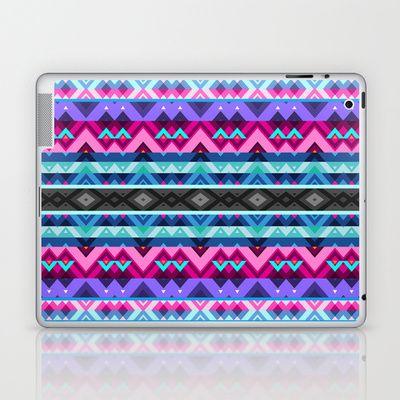 Mix #198 Twist Laptop & iPad Skin by Ornaart - $25.00