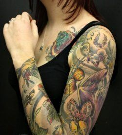 Creative Tattoo Sleeve Ideas You Can't Live Without