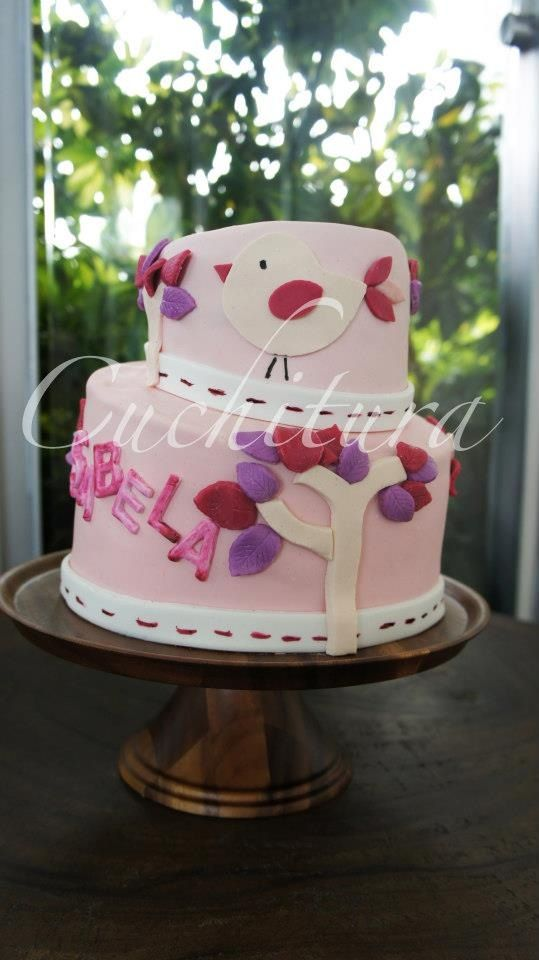 Baby Shower Cake/ Pastel Baby Shower / Pastel Primer Año / Pastel Nena /  Niña