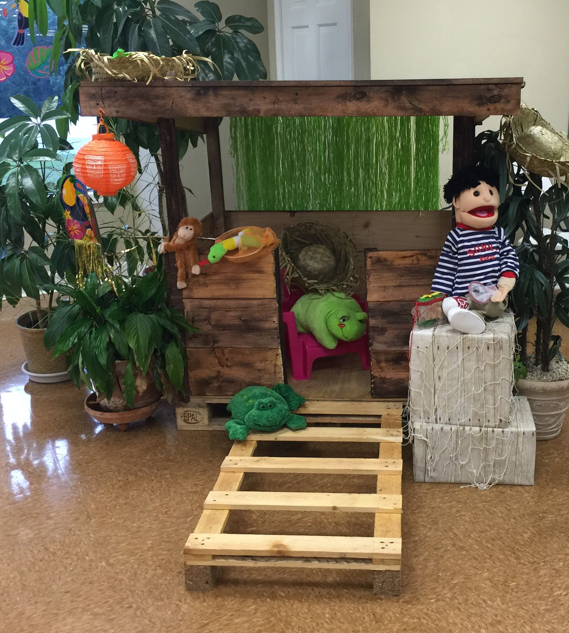 Jungle Safari Vbs: VBS 2015 Journey Off The Map