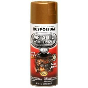 Rust Oleum Automotive 11 Oz Engine Metallic Burnt Copper Spray Case Of 6 257388 At The Home Depot Mob Copper Spray Metallic Spray Paint Copper Spray Paint