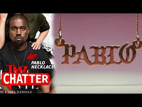 Media Ribs: Kanye West Buys 'PABLO' Chain From Fan on Twitter
