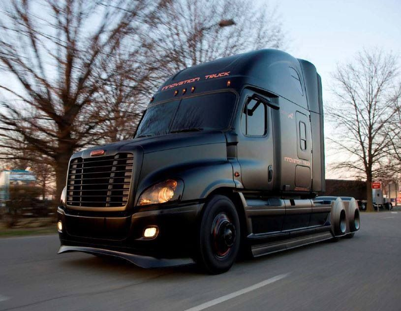 Freightliner Cascadia Freightliner Trucks Big Trucks