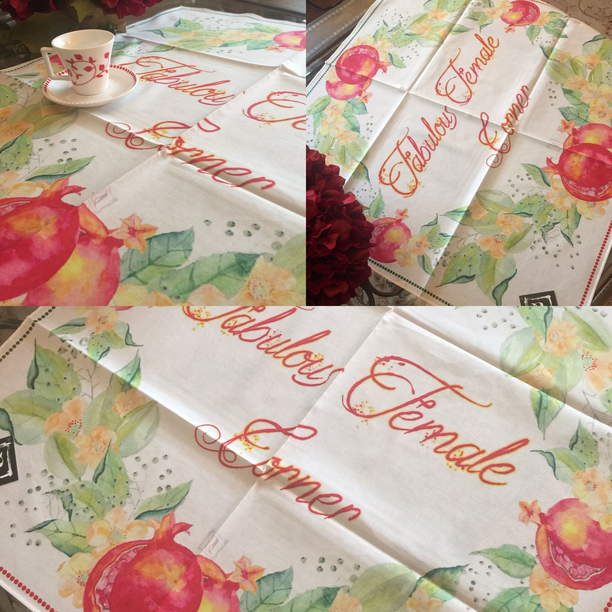 Anetscollection custom design for Fabulous Female Corner 2nd Annual Gala!