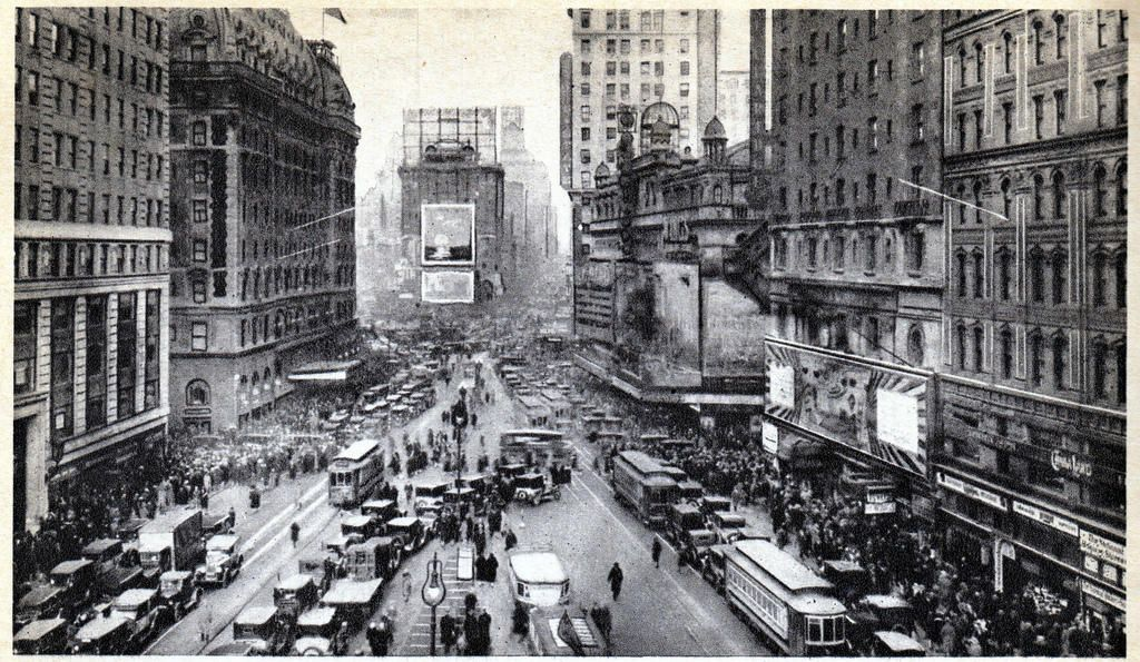 Old New York Vintage Pinterest New York Wallpaper Times Square I Love Ny