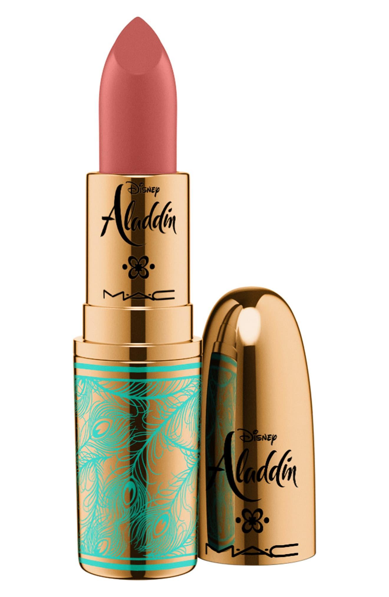 Mac Disney Aladdin Lipstick Princess Incognito Lipstick Collection Disney Makeup Makeup Collection