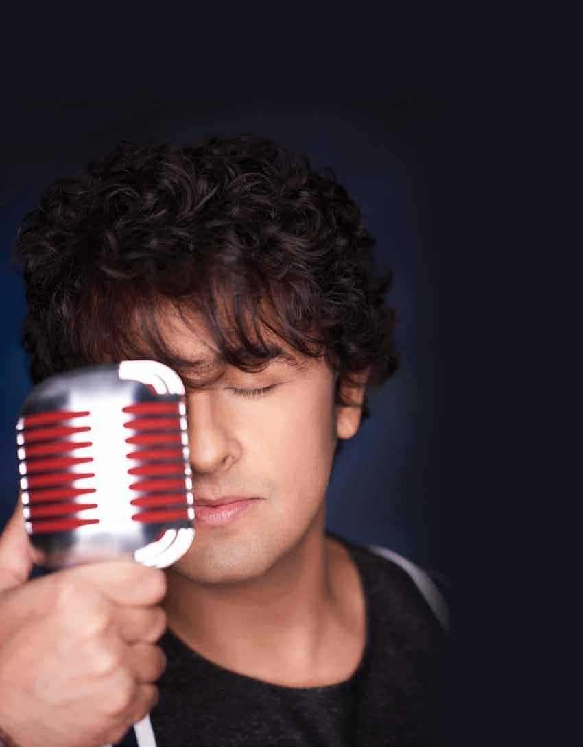 Sonu Nigam With Images Sonu Nigam Famous Singers Singer