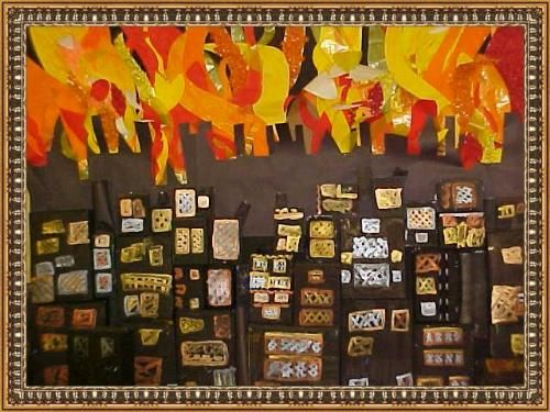 Great Fire Of London On Pinterest Role Play Classroom