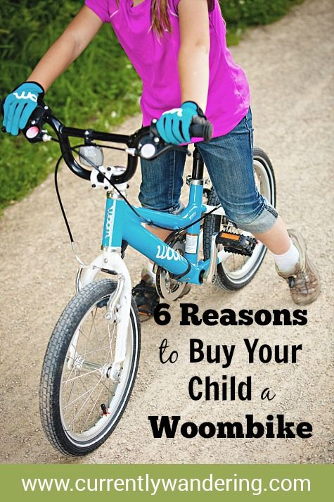 Gear Review 6 Reasons Woom Is The Best Kid S Bike Out There