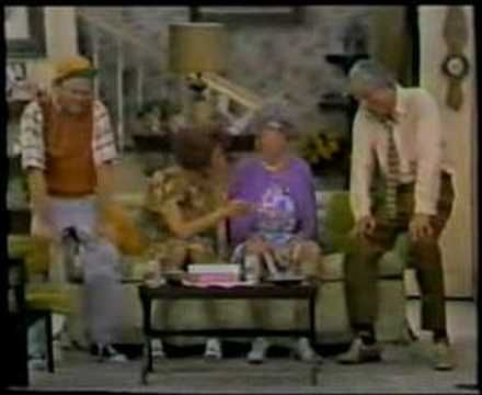 Tim Conway Trying To Get On Carpet