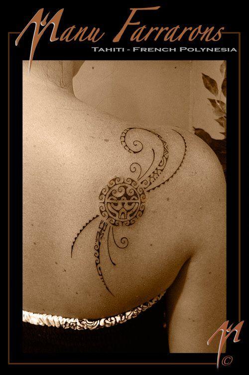 45+ Tatouage epaule femme polynesien ideas