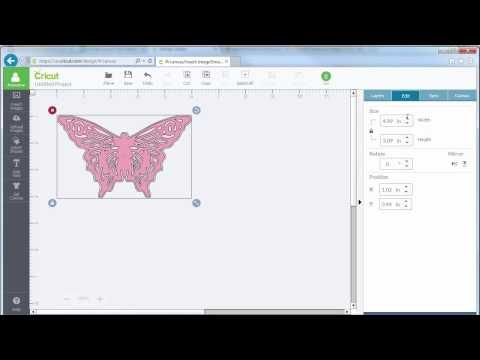 How To Use Bounding Box Tools Cricut Design Space Cricut Tutorials Cricut Craft Room Cricut Design