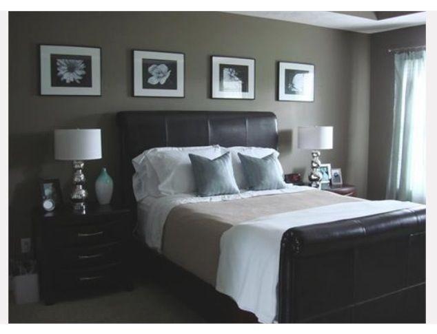 Inrichting Slaapkamer Taupe : Pin van amy goodman op bedroom slaapkamer