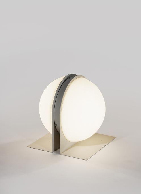 Ben Swildens Lamp 1970 Luminaire Vintage Lampe En Verre Luminaire