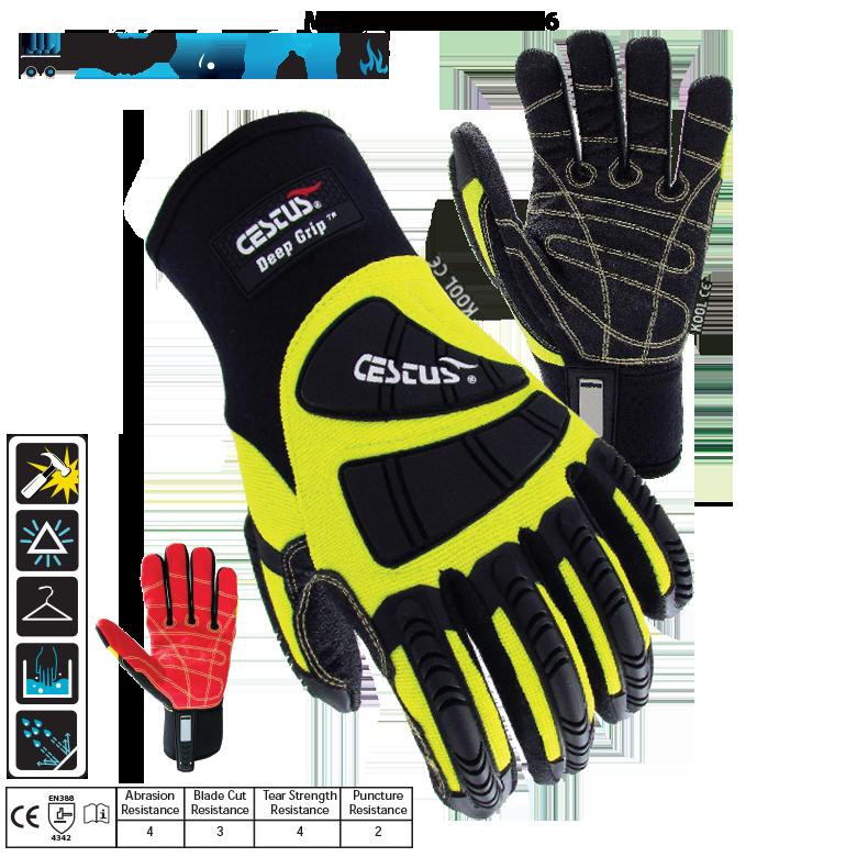 deepgrip kool: our deep grip glove with a summer twist. single