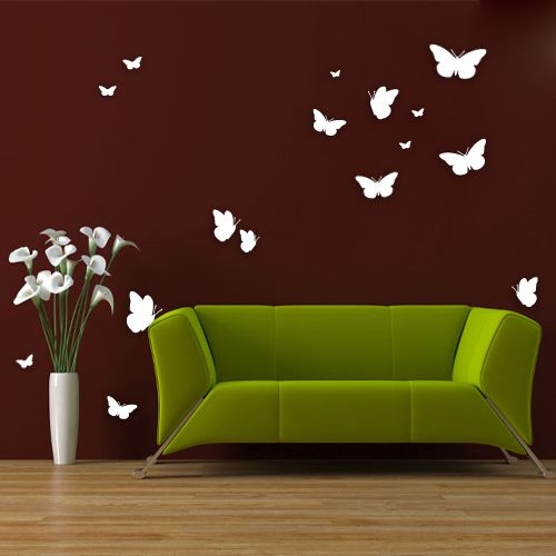 Wall Stickers: Wall Stickers Adding a New Dimension to the Room Decor
